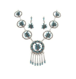 About Zuni Indian Jewelry